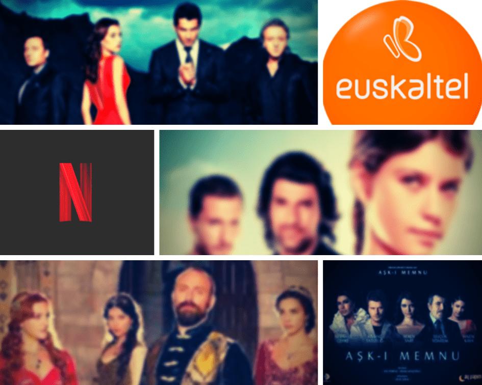 Euskaltel y las series turcas