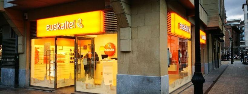 tienda Euskaltel de Tolosa